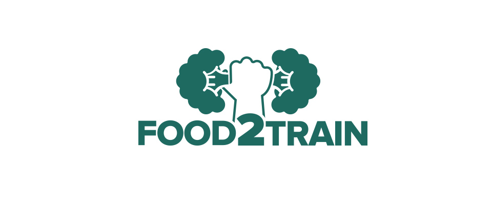01 Food2Train logo