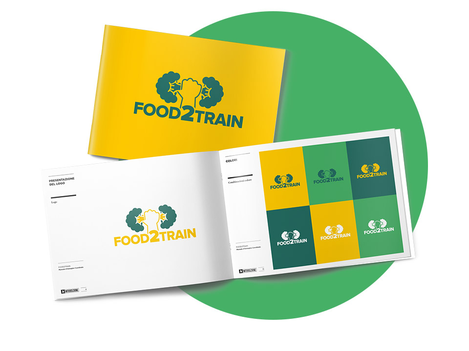 02 Food2Train brand manual