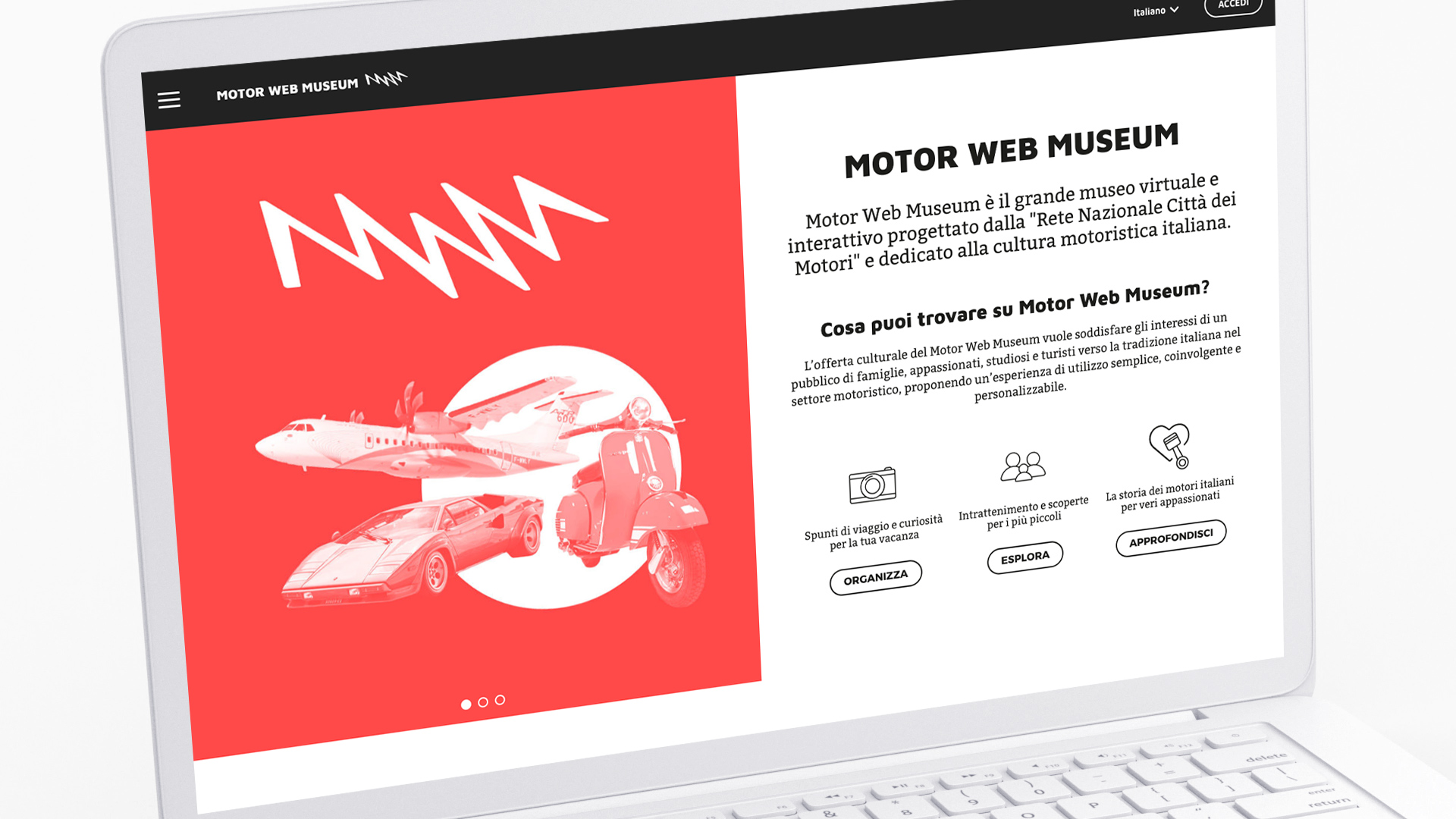 motor web museum marketing territoriale
