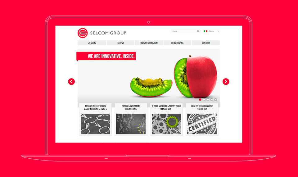 selcom web mainvisual